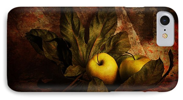 Comfy Apples IPhone Case