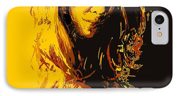 Commissioned Portraits IPhone Case