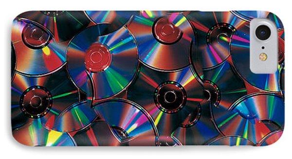 Compact Discs IPhone Case