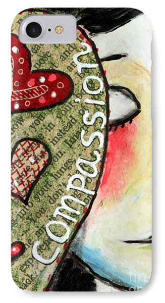 Compassion IPhone Case