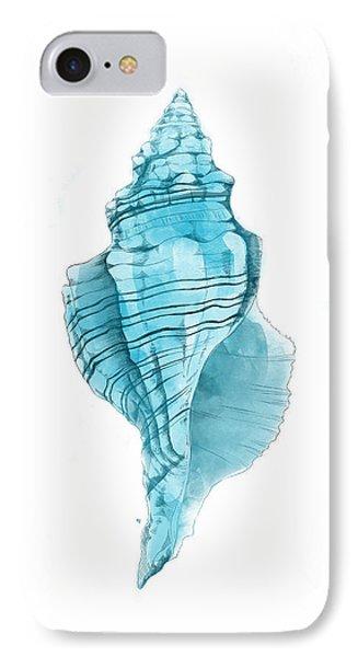 Beach iPhone 8 Case - Conch by Randoms Print