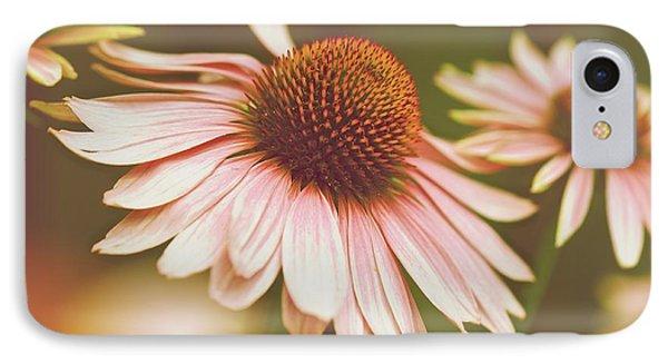 Cone Flower 3 IPhone Case