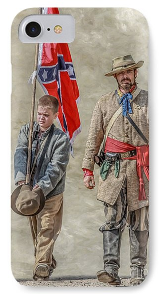 Confederate Sons IPhone Case