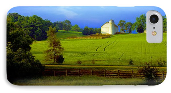 Conley Road Farm Spring Time IPhone Case