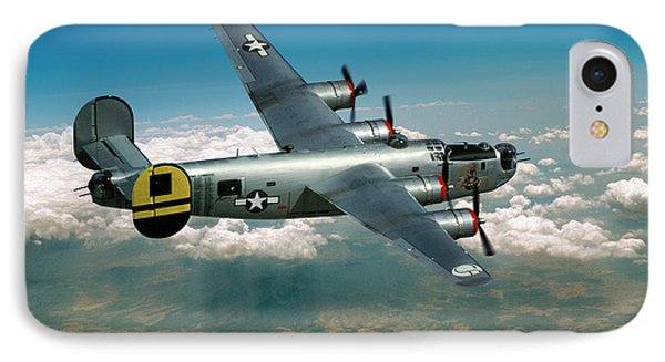 Consolidated B-24 Liberator IPhone Case
