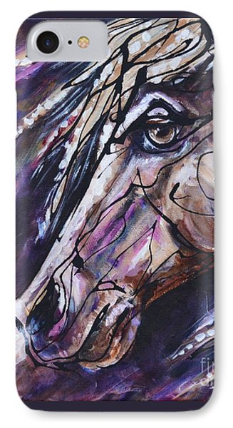 Contemplation IPhone Case