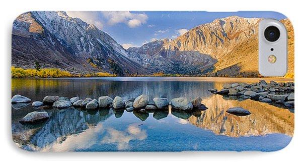 Convict Lake 2 IPhone Case