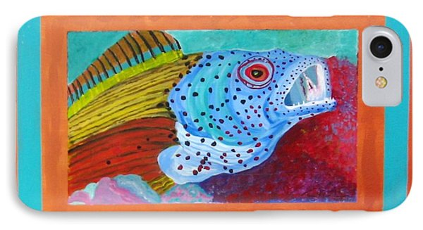 Coral Reef Fish IPhone Case
