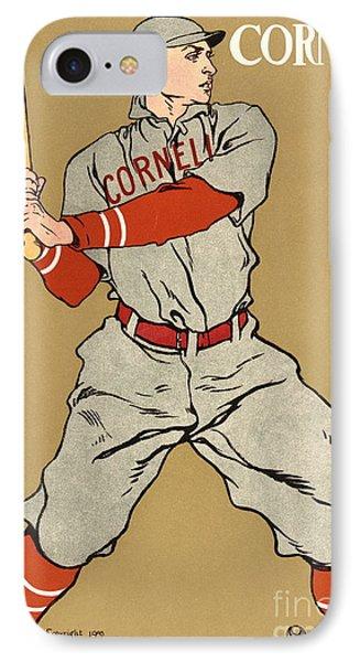 Cornell Baseball 1908 IPhone Case