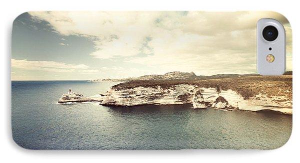 Corsica Winter IPhone Case