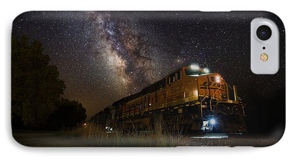 Cosmic Railroad IPhone Case