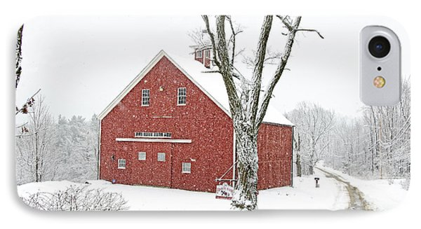 Country Snow IPhone Case