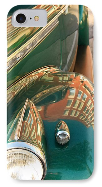 Court House Classic 1940 IPhone Case