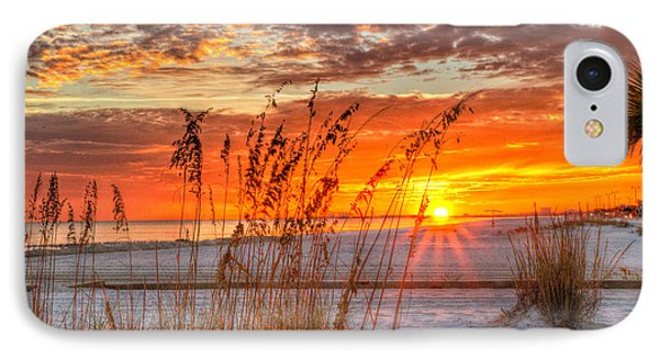 Cowan Road Sunset IPhone Case