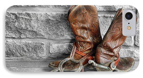 Cowboy Boots IPhone Case