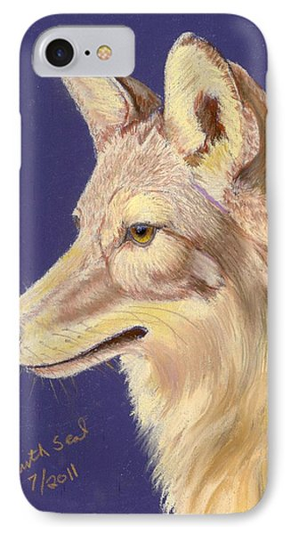 Coyote 2 IPhone Case