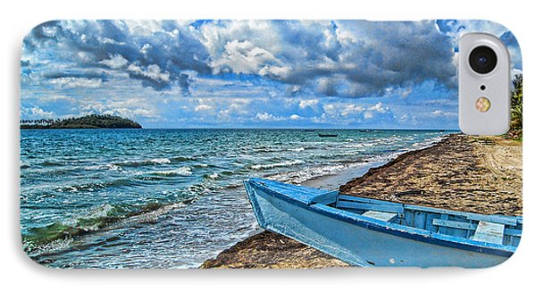 Crash Boat IPhone Case