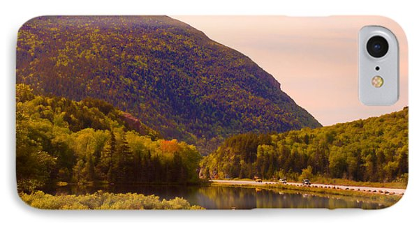 Crawford Notch Homage To Thomas Cole IPhone Case