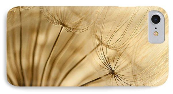 Creamy Dandelions IPhone Case