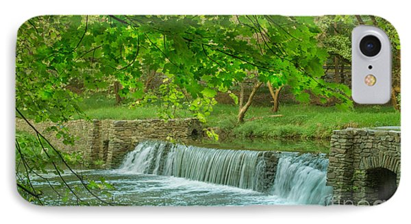 creek at Valley Forge IPhone Case