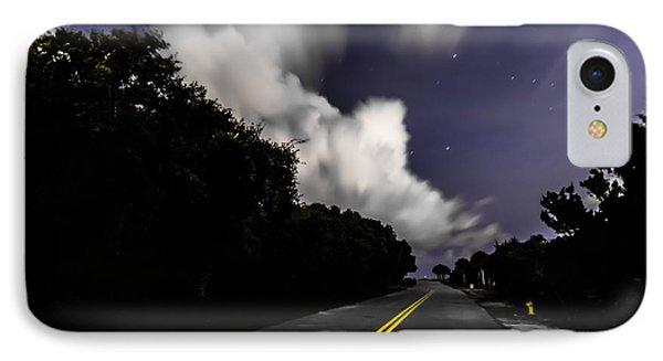 Creeping Clouds IPhone Case
