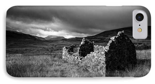 Crofters Cottage Ruin IPhone Case
