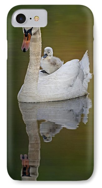 Cruising With Mom IPhone Case