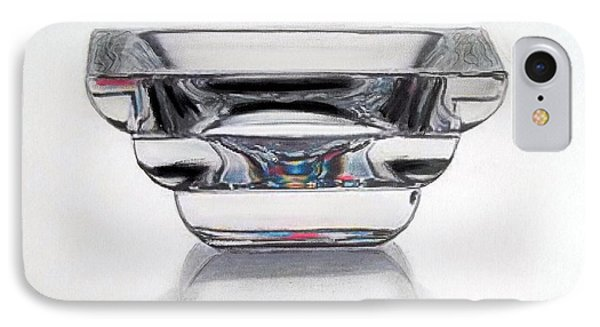 Crystal Bowl IPhone Case