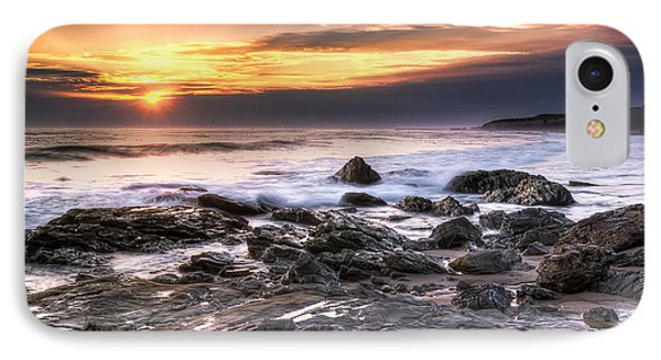 Crystal Cove State Park IPhone Case