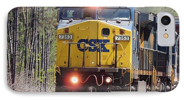 Csx 7363 IPhone Case