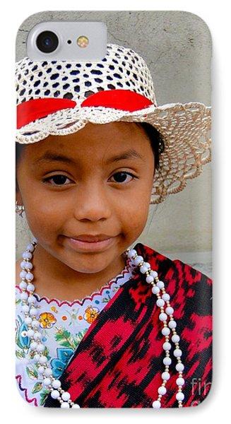Cuenca Kids 384 IPhone Case