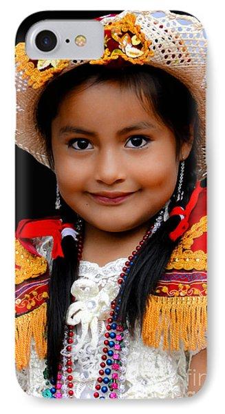 Cuenca Kids 447 IPhone Case