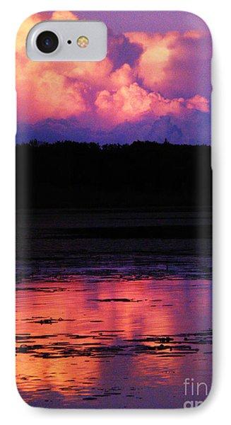 Cumulous Squared IPhone Case