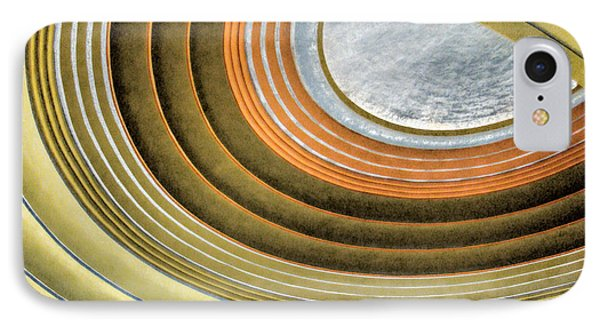 Curving Ceiling IPhone Case
