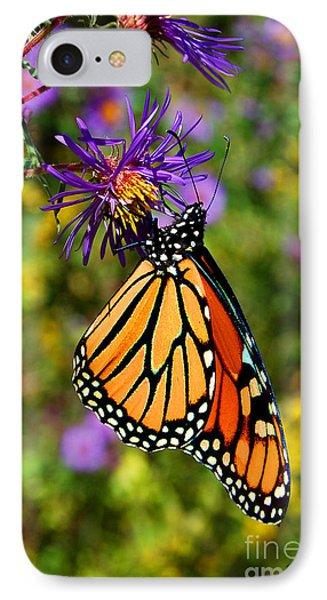 Custom Butterfly Waltz IPhone Case