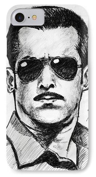 Salman Khan IPhone Case