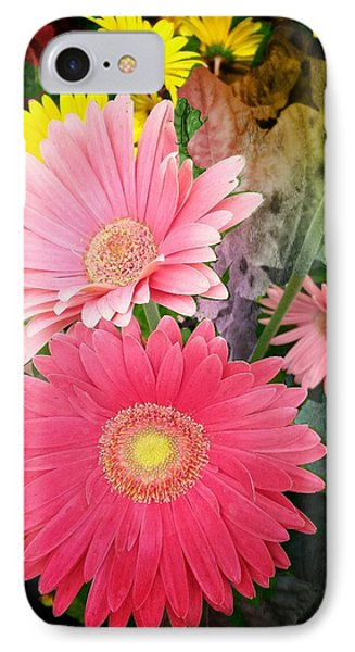 Daisy Jazz IPhone Case