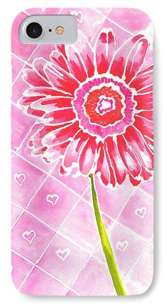 Daisy Love IPhone Case