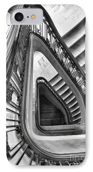 Dali Stairs IPhone Case