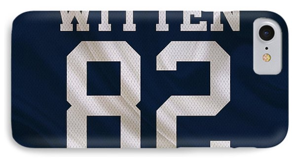 Dallas Cowboys Jason Witten IPhone Case