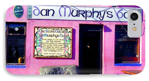 Dan Murphy's Bar IPhone Case