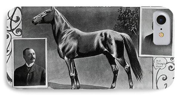 Dan Patch (1896-1916) IPhone Case