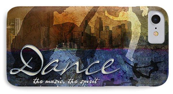 Dance Bright Colors IPhone Case