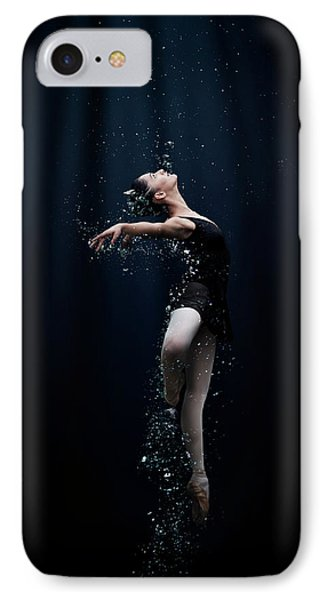 Dance In The Water IPhone Case