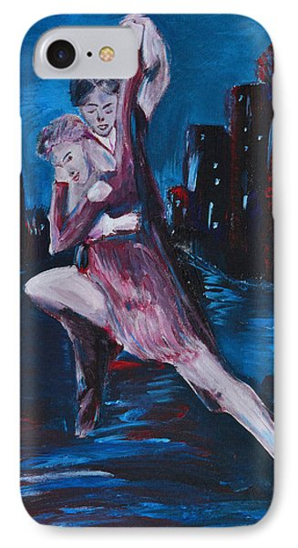 Dance The Night Away IPhone Case