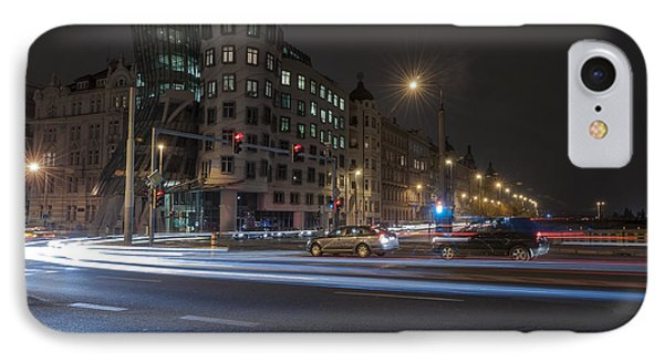 Dancing House IPhone Case