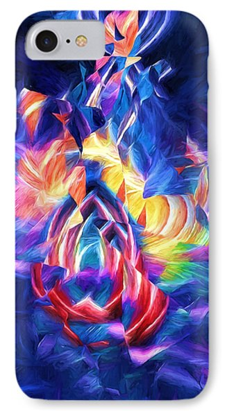 Dancing In The Streets IPhone Case