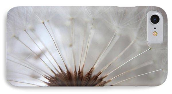 Dandelion Cross Section IPhone Case