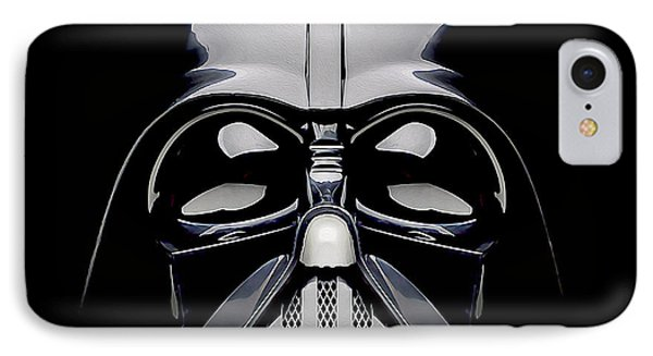 Darth Vader Helmet IPhone Case