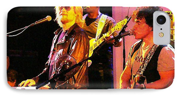 Daryl Hall And Oates In Concert IPhone Case